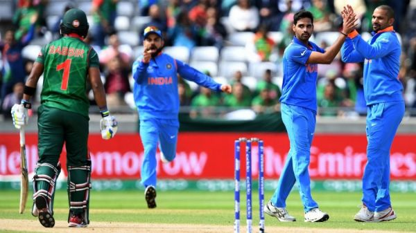 Bangladesh vs India semi-final live score