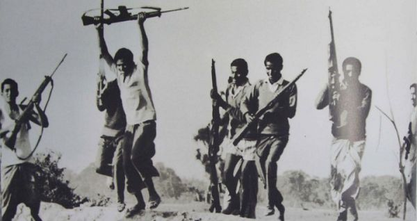 History of liberation war 1971