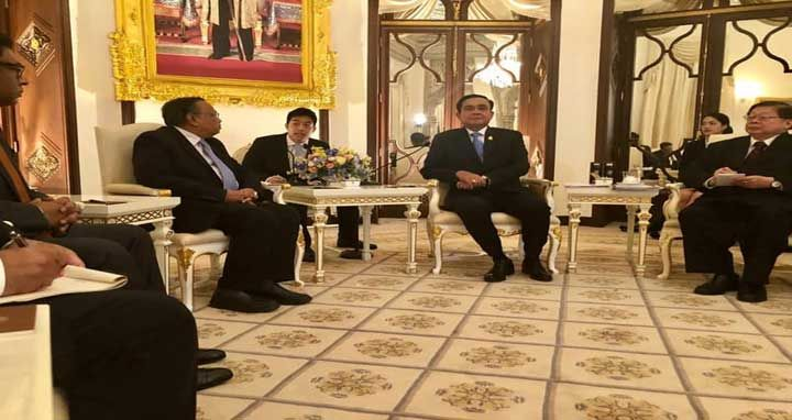 BD connects S Asia & Southeast Asia: Thai PM