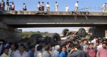 Six dead in Northern India train accident