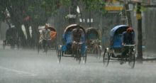 Storm 'Titli' intensifies: Signal 4 issued