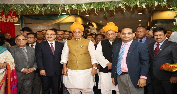 Inauguration of Indian Visa Application Centre at JFP
