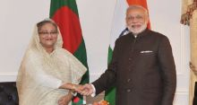 Sheikh Hasina, Narendra Modi to inaugurate two rail projects tomorrow