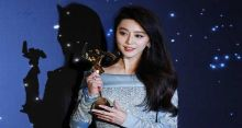 Top Chinese actress fined for tax evasion
