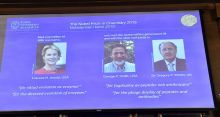 3 scientists awarded chemistry Nobel Prize