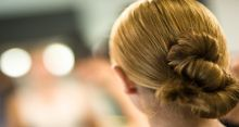 Professional bun tips for women