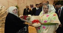 PM arrives in Riyadh