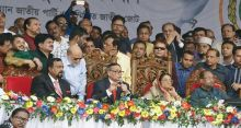 Create congenial atmosphere to hold credible polls: Ershad