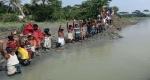 পানগুছির অব্যহত ভাঙ্গনে বদলে যাচ্ছে মোড়েলগঞ্জের মানচিত্র