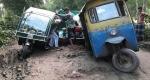 চিতলমারীতে দু'কিলোমিটার রাস্তার জন্য ১০ গ্রামের মানুষ ভোগান্তিতে