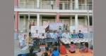 কয়রায় মহারাজপুরের ৩টি গ্রাম খোলা পায়খানা মুক্ত হিসেবে ঘোষণা