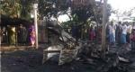 হাজীগঞ্জে আগুনে পুড়ল বসতঘর, ক্ষতি ১০ লাখ টাকা