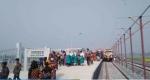 পাবনায় 'ঢালারচর এক্সপ্রেস ট্রেন' উদ্বোধন