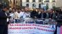 নিউজিল্যান্ডে মসজিদে হামলার প্রতিবাদে মাদ্রিদে সমাবেশ ও গায়েবানা জানাজা